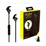 Fone Headphone Bluetooth Sport Stereo Sweatproof Amw-810