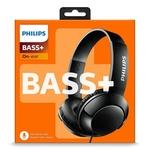 Headphone - Philips Bass SHL3075BK