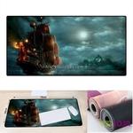 Mousepad Extra Grande Game 700x350x3mm Navio Pirata Exbom