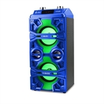 Caixa De Som Bluetooth Wireless 12w Vc-m711qbt Infokit